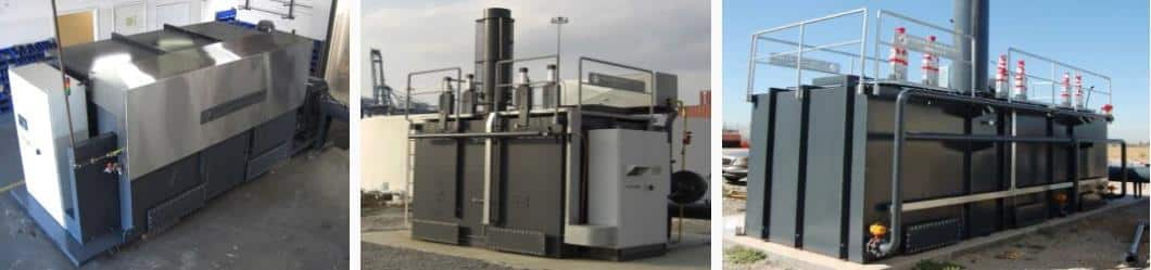 Regenerative Thermal Oxidizer (RTO) by Alliance Corp