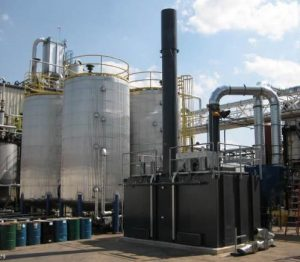 KRONUS™ Regenerative Thermal Oxidizer by Alliance Corporation