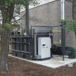 A Boston company installs Brand New pollution control system with the help of experts at Alliance Corporation
