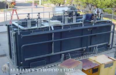 Alliance Corp's Regenerative Thermal Oxidizers Designed and Built in the USA! #1022