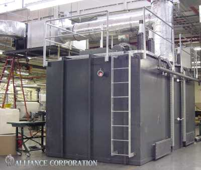 Alliance Corp's Regenerative Thermal Oxidizers Designed and Built in the USA! #1135