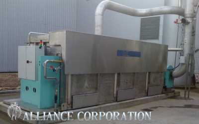 Alliance Corp's Regenerative Thermal Oxidizers Designed and Built in the USA! #1593