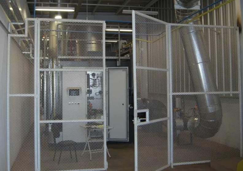 Regenerative Thermal Oxidizer Installation #1335