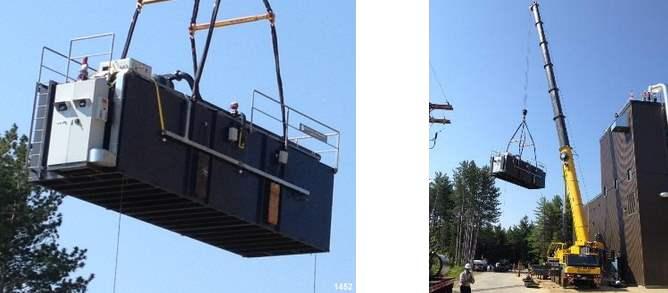 Regenerative Thermal Oxidizer Installation #1452