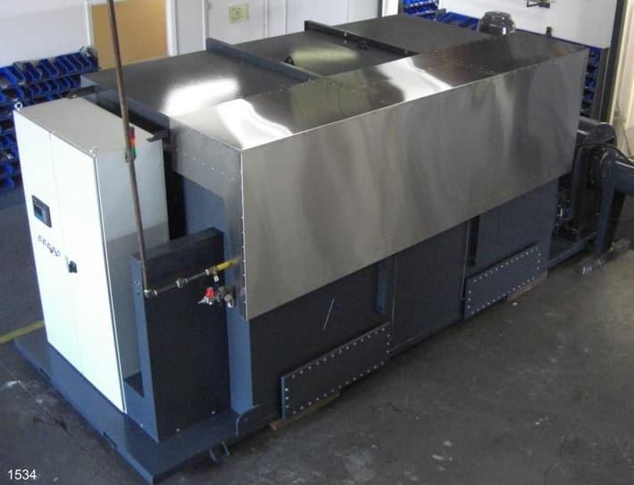 A 3,000 SCFM BOXIDIZER™ 2-Bed Regenerative Thermal Oxidizer. Installed by customer.