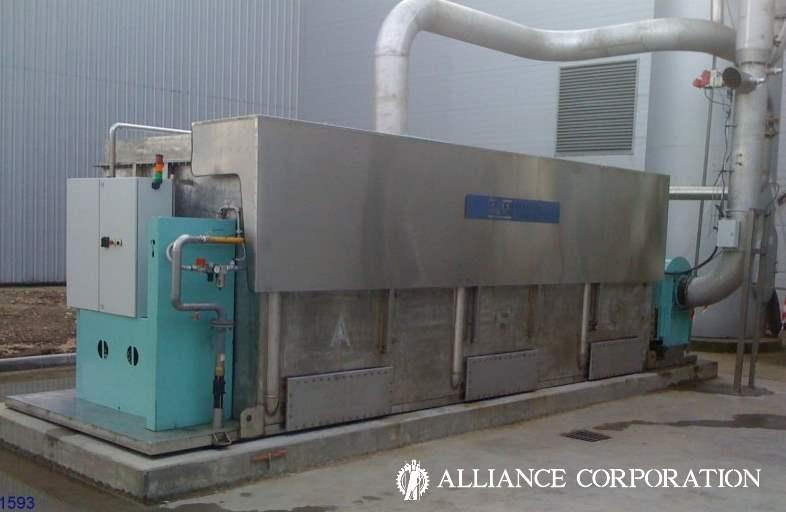 Regenerative Thermal Oxidizer Installation #1593