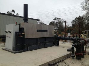 Regenerative Thermal Oxidizer Installation #1734
