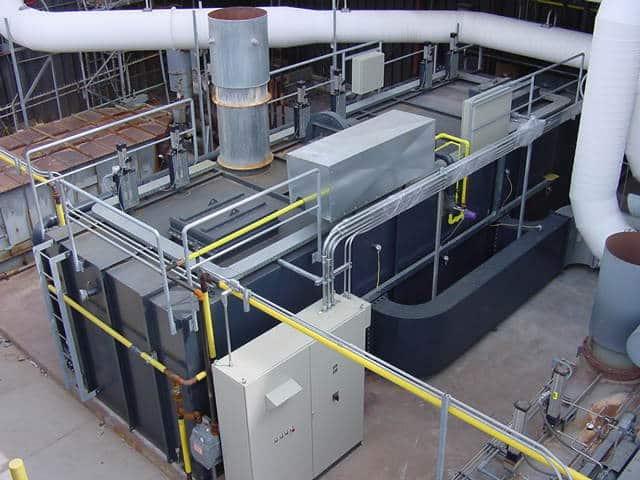 Regenerative Thermal Oxidizer Installation #1005