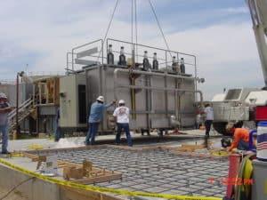 RTO Application: Waste Water Treatment – Corona, CA